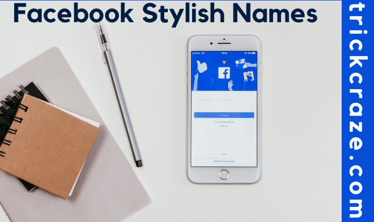 Facebook stylish names