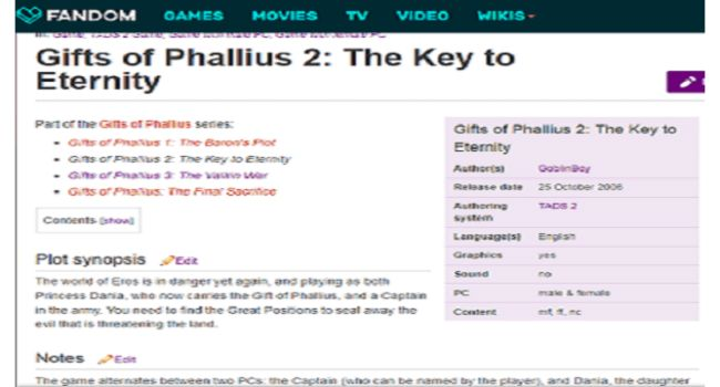 Gift of Phallius 2