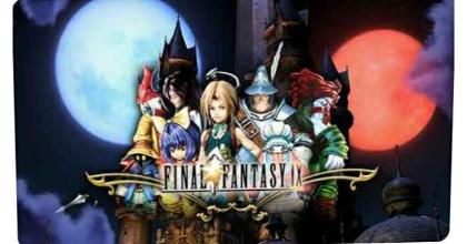Final Fantasy 9: paid offline