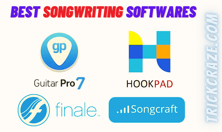 Best Song Writing Softwares